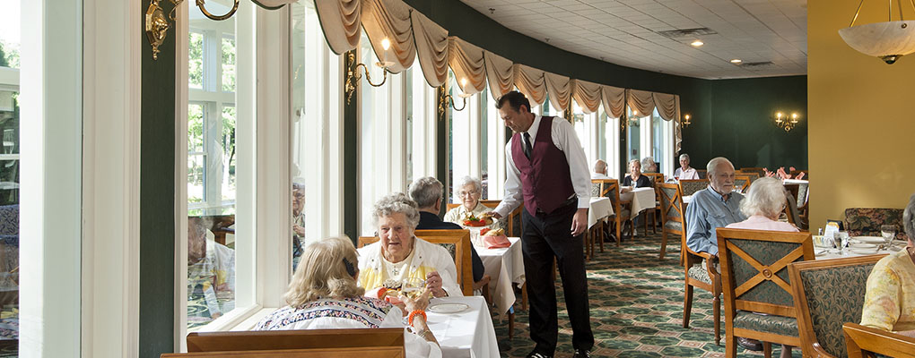 Fine Dining, Saratoga Springs