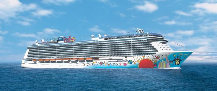 Norweigan Cruise Breakaway