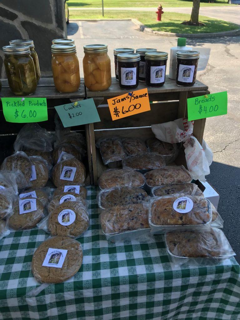 fresh jarred fruits for sale